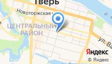 BERG на карте