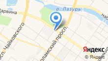 VipDecor на карте