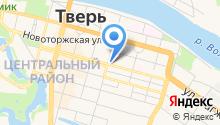 Стоматология на Пушкинской на карте