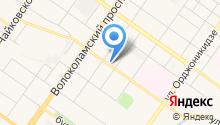 Tileforyou на карте