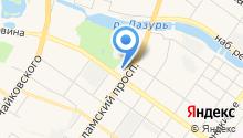 Тверской государственный театр кукол на карте