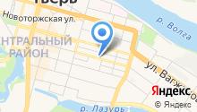 Центр паркета на карте