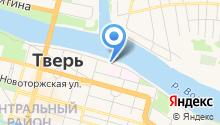 VIPzone-Tver на карте