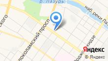 FamilyKafe на карте