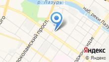 ITS Service на карте