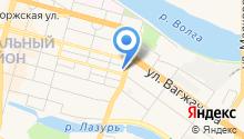 STG-Тверь на карте