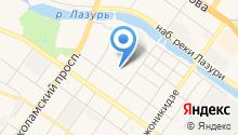 STUWEB на карте