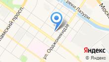 PR-коннект на карте