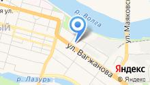 Krepco на карте