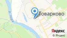 Поселковая управа городского поселения на карте