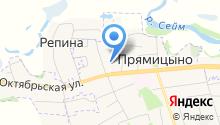 Ленинская школа Октябрьского района на карте