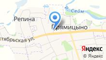 Октябрьский районный суд на карте
