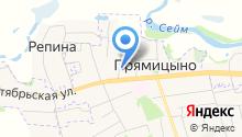 Прокуратура Октябрьского района на карте