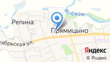 Отдел вневедомственной охраны по Октябрьскому району на карте