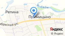 Межпоселенческая библиотека Октябрьского района на карте