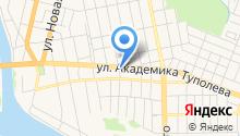 4shina.com на карте