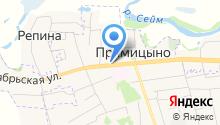 Юридический кабинет Чеботаевой В.А. на карте