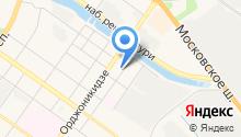 *dincake* на карте