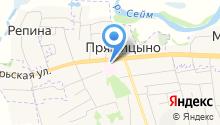 Октябрьская центральная районная больница на карте
