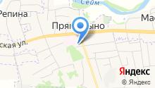 Октябрьская открытая (сменная) общеобразовательная школа на карте
