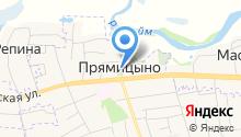 Территориальный орган Федеральной службы государственной статистики по Октябрьскому району на карте