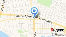 AnKor на карте