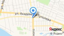 SmartService на карте