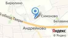 Avtohutorok на карте