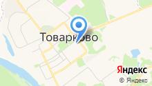 Кабинет УЗИ Скорятин А.В. на карте