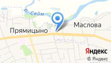 Магазин №13 на карте