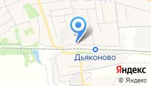 Экостиль на карте
