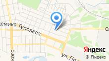 17-я специализированная часть по тушению крупных пожаров ФПС России по Тверской области на карте
