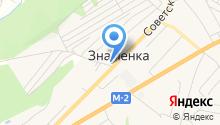 Администрация городского поселения Знаменка на карте
