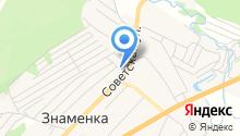 Парикмахерская в Торговом на карте
