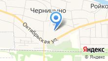 Черницынская средняя общеобразовательная школа на карте