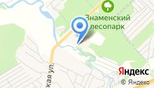 Орловский комбинат нерудных материалов на карте