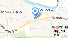 АЗС КурскОблНефтеПродукт на карте