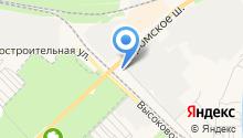 O`Zone на карте