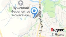 Видоскамс на карте