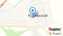 Калужский транспортно-технологический техникум им. А.Т. Карпова на карте