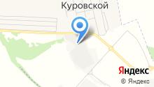МГБетон на карте