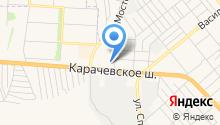 АРХИТЕКТУРА СТРОЙ СТАНДАРТ на карте