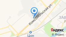 Банкомат, Банк ВТБ, ПАО на карте