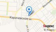 Vagclub на карте