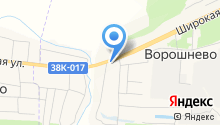АвтоКурск на карте