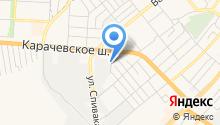 Автоботы57 - Интернет магазин Автозапчастей на карте