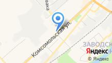 Артпарк на карте