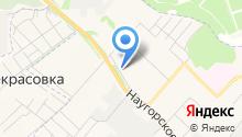 Ателье на Наугорском шоссе, 86 на карте