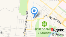Астрон Электроника на карте