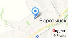 Средняя общеобразовательная школа №2 им. И.С. Унковского на карте